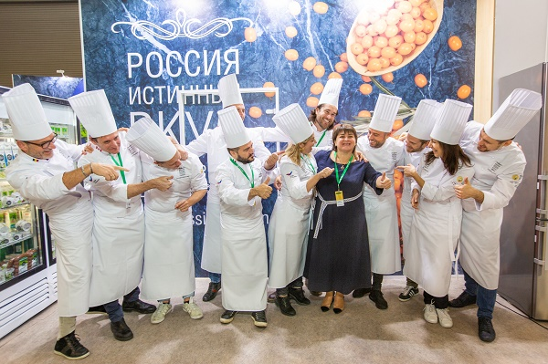 Discover Russian Cuisine 2019