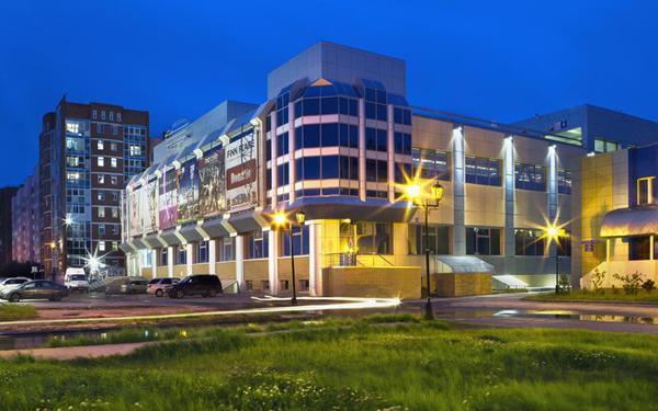 Торговый центр в Новом Уренгое